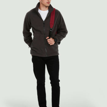 UC601 Zip Fleece